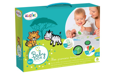Safari baby box
