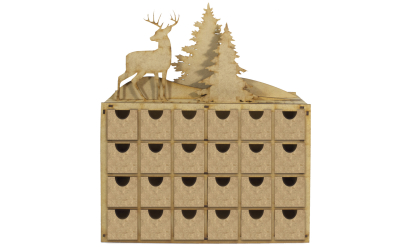 Advent Calendar DECO