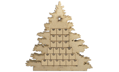 Advent Calendar Fir