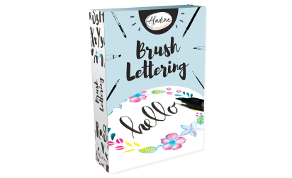 Coffret Brush Lettering