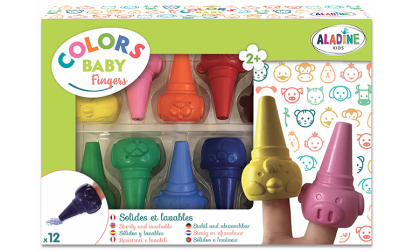 Colors Baby Fingers