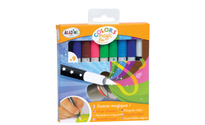 Colors magic pen