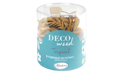 Deco Wood - Tropical