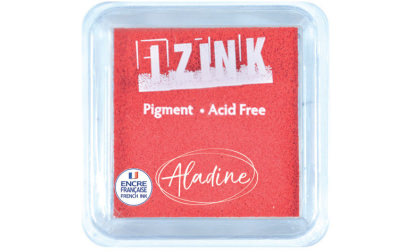 Encreur izink pigment Red medium