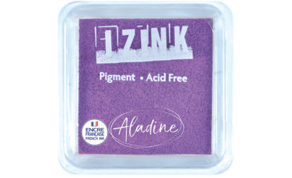 Encreur izink pigment Purple medium