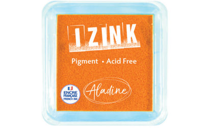 Encreur izink pigment Light orange medium