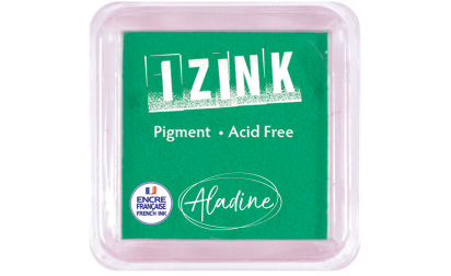 Encreur izink pigment Light green medium