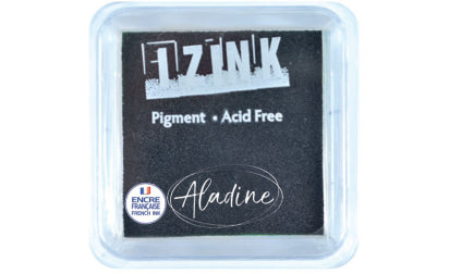 Encreur izink pigment Black medium