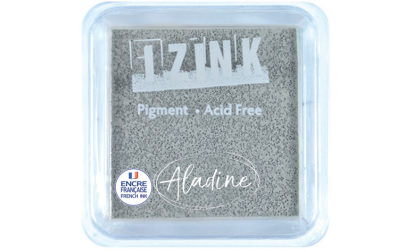 Encreur izink pigment Grey medium