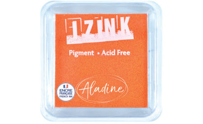 Encreur izink pigment Orange medium