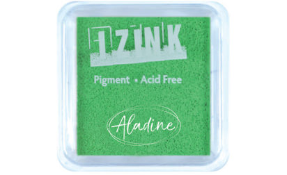 Encreur izink pigment Fluo green medium