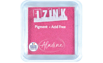 Encreur izink pigment Hot pink medium
