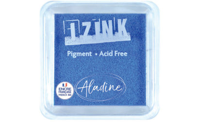 Encreur izink pigment Light blue medium