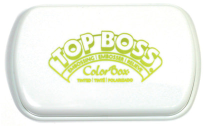 Top boss large ink pad image