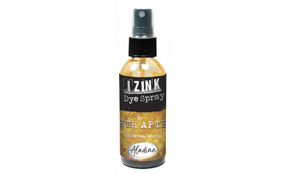Izink Dye Spray Gold