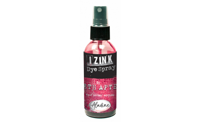 Izink Dye Spray Red