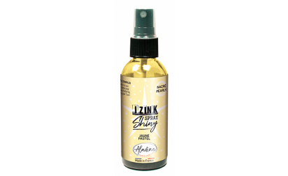 Izink Dye Spray Shiny - Jaune Pastel
