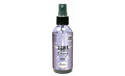 Izink Dye Spray Shiny - Mauve Pastel