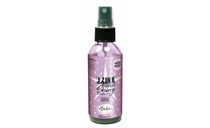 Izink Dye Spray Shiny - Violet Pastel