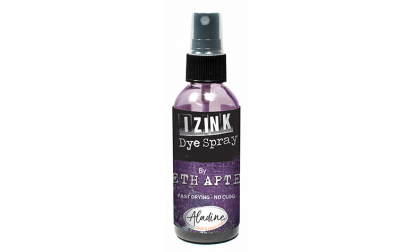 Izink Dye Spray Purple Ink