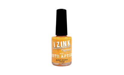 Izink Pigment Burnt Orange