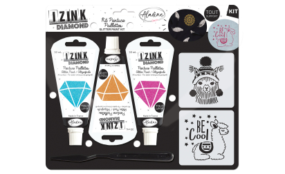 Kit Izink Diamond Lama