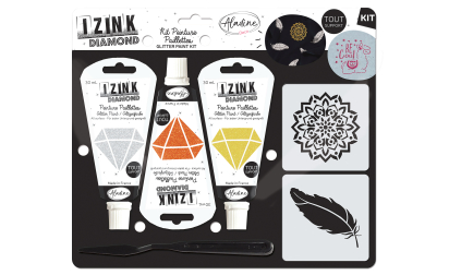 Kit Izink Diamond Plumes