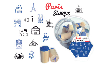 Stampo bocal paris