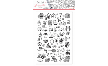 Stampo Bullet Journal Activities