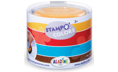 Stampo colors harlequin stamps