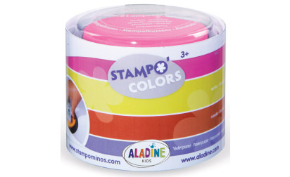Stampo colors festival stamps