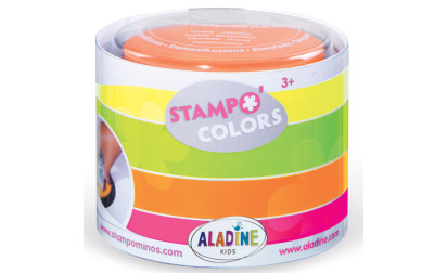 Stampo colors fluorescent stamps