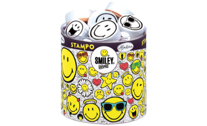 Stampo smiley - smiley world