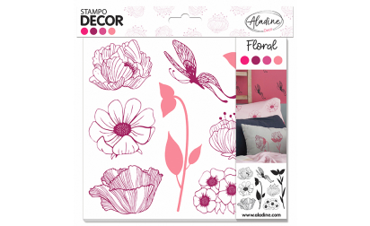 Stampo Decor Flower