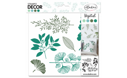 Stampo Decor Vegetal