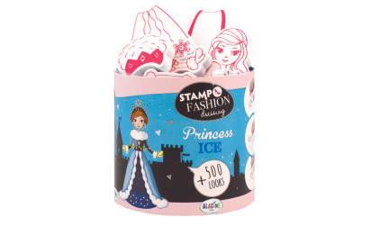 Stampo fashion - dressing princess ice