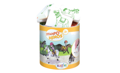 Stampo minos horse stamps