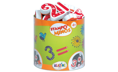 Stampo minos number stamps