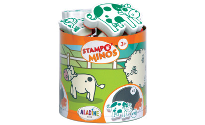 Stampo minos farm stamps