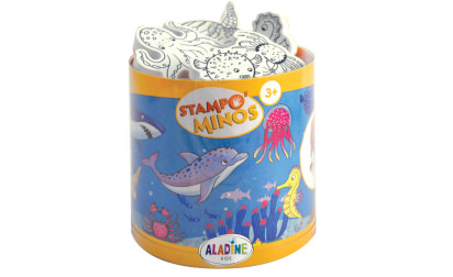Stampo minos sea stamps