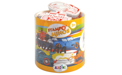 Stampo minos car stamps
