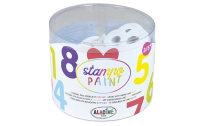 Stampo Paint Chiffres