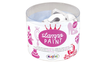 Stampo Paint Princesses