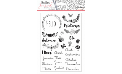 Stampo planner Saisons