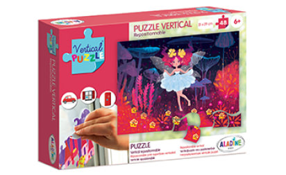 Vertical Puzzle Fairy