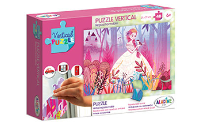 Vertical Puzzle Princesses