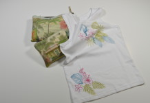 Stampo Textile : T-Shirt Tropical